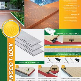 Conwood Brochure - Conwood T-Lock