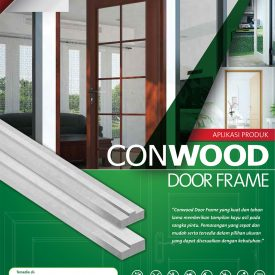 Conwood Brochure - Conwood Door Frame Installation