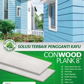 Conwood Brochure - Conwood Plank 8